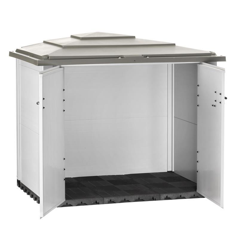 Mülltonnenbox URBAN 100 131x88x111cm V48.08.004