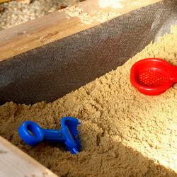 Sandkastenvlies