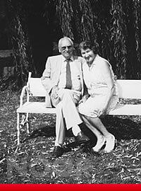 Eheleute Reinhold und Käthe Noor