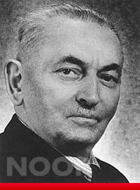 Firmengründer Reinhold Robert Noor